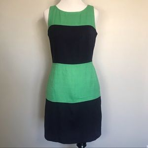 BANANA REPUBLIC Green/Blue 4 P Sleeve